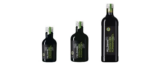 Picture of Pelzmann Steirisches Kürbiskernöl: Styrian Pumpkin Seed Oil