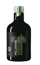 Picture of Pelzmann Steirisches Kürbiskernöl: Styrian Pumpkin Seed Oil 500ml