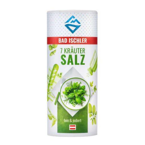 Bad Ischler 7-Kräutersalz - 7 herb salt for cooking and salads UK