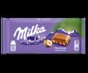 Picture of Milka Haselnuss (Broken Hazelnut) 100g chocolate bars (1 bar)