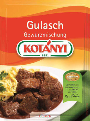 Picture of Kotanyi goulash spice mix