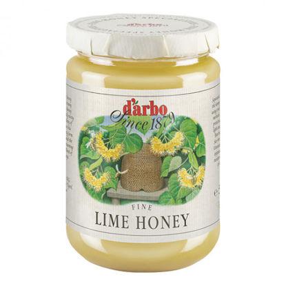 Picture of D'Arbo Lindenhonig - Lime Honey 500g