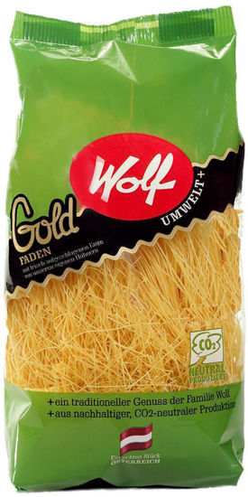 Picture of Wolf Goldfaden Suppennudeln 250g - Austrian noodles for soup