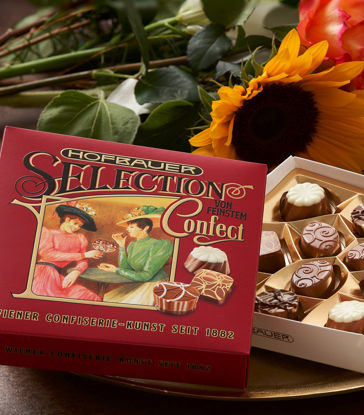 Picture of Hofbauer Nostalgie Selection Chocolates 125g