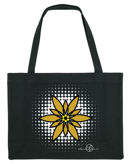 Picture of Claudia Fürst Woven Shopping Bag