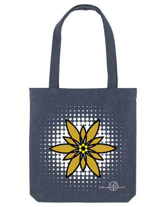 Picture of Claudia Fürst Woven Tote Bag