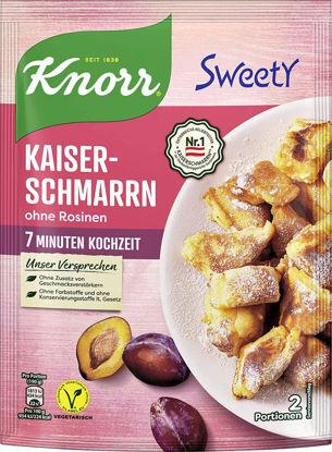Knorr Sweety Kaiserschmarrn - traditional Austrian sweetened pancakes UK