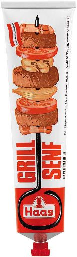 Picture of Haas Grill Senf - Barbecue Mustard (200g)